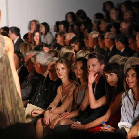 Zoe Saldana, Rosie Huntington-Whiteley, Susan Sarandon: toutes à la Fashion Week de New York