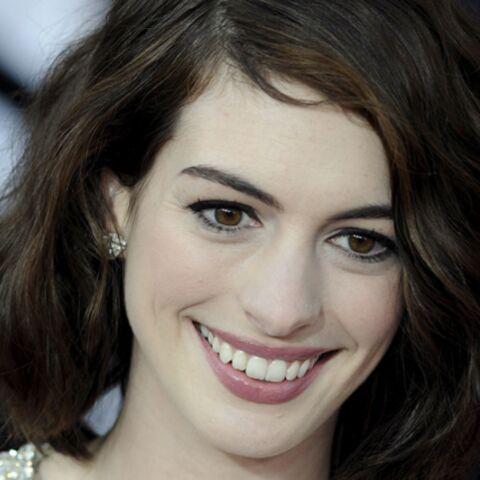 Magnifique Anne Hathaway