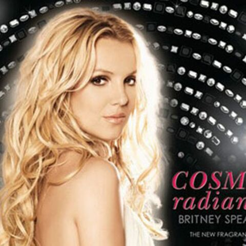 Voyage olfactif cosmique avec Britney Spears