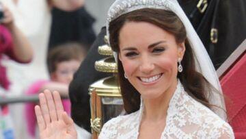 Mariage royal- Kate Middleton consacre le «demi-chignon»