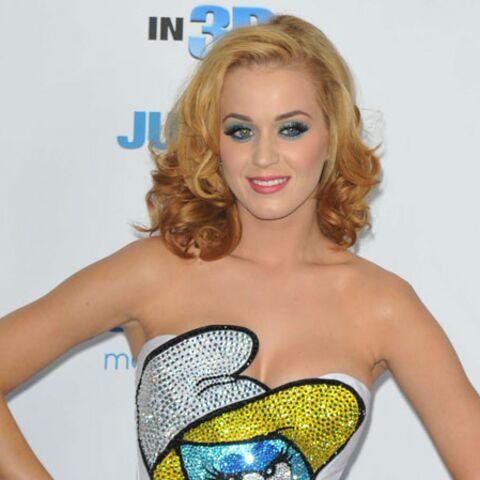 Katy Perry retourne à ses racines blondes