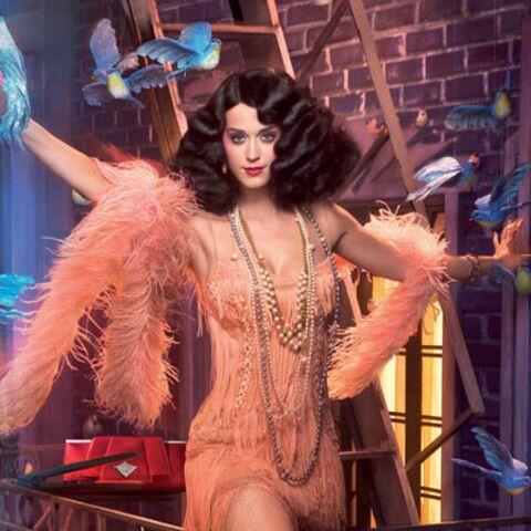 Katy Perry: un hair d'années 1920