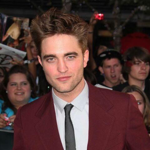 Les beauty looks de Robert Pattinson