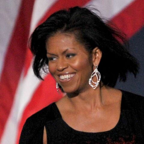 Michelle Obama: black beauty