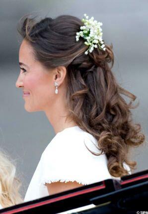 Mariage Royal Kate Middleton Consacre Le Demi Chignon Gala