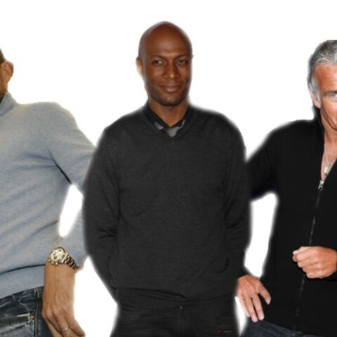 Dany Boon, Harry Roselmack ou Franck Dubosc…des crèmes!