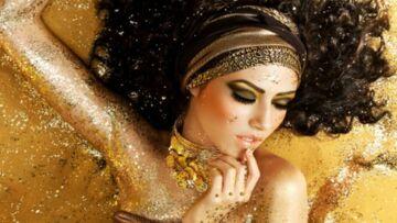 Shopping mode – Black and glitter pour la Saint-Sylvestre