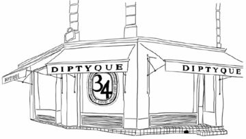 Diptyque lance sa ligne 34