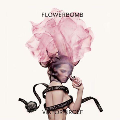 Flowerbomb Tulle de Viktor & Rolf, fragrance explosive