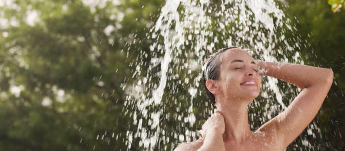 Vent de nouveautés sous la douche