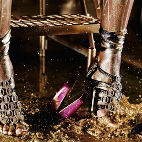 Pour ses 15 ans, Jimmy Choo lance une collection «Crystal» inédite