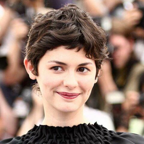 Les beauty looks d'Audrey Tautou