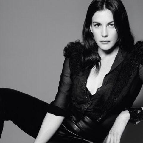 Liv Tyler, égérie du parfum Very Irrésistible Givenchy l'Intense
