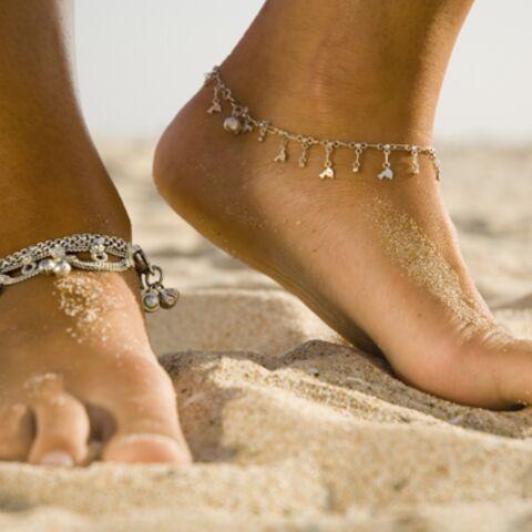 Des pieds zéro défaut