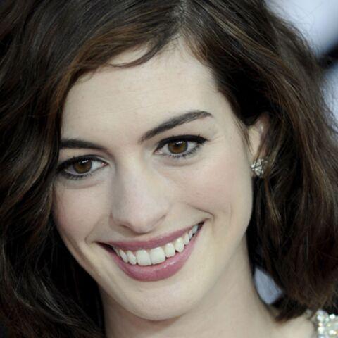 Anne Hathaway bientôt maman?