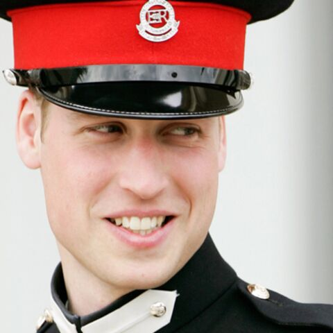 Le Prince William prend du galon