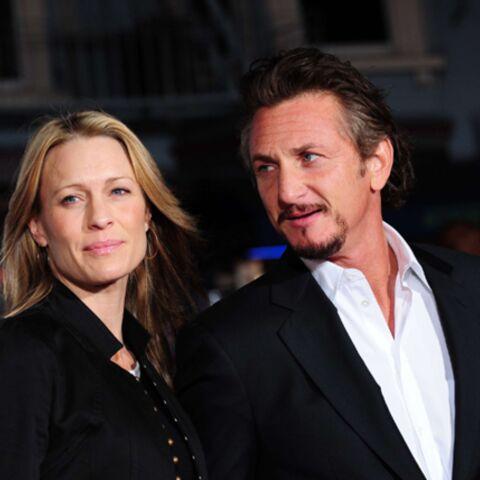 Robin Wright et Sean Penn divorcent: fin d'une histoire chaotique