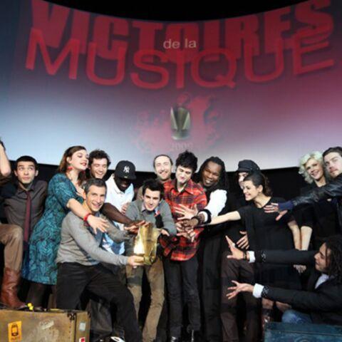 Victoires de la Musique: les vainqueurs