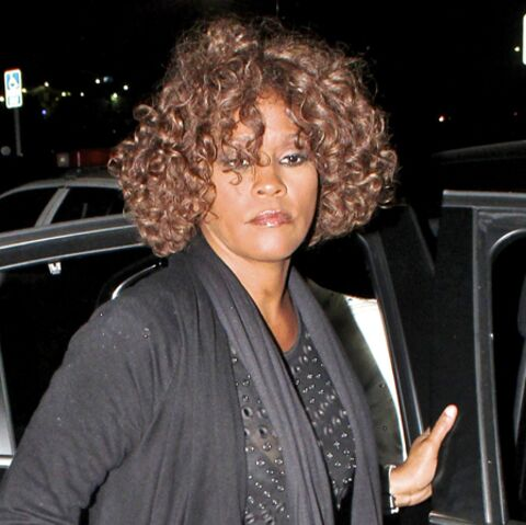 Whitney Houston retourne en désintox