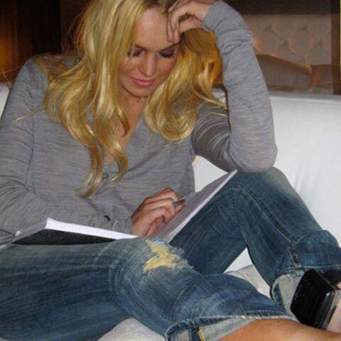 Lindsay Lohan: elle sera suivie jusqu'en 2011!