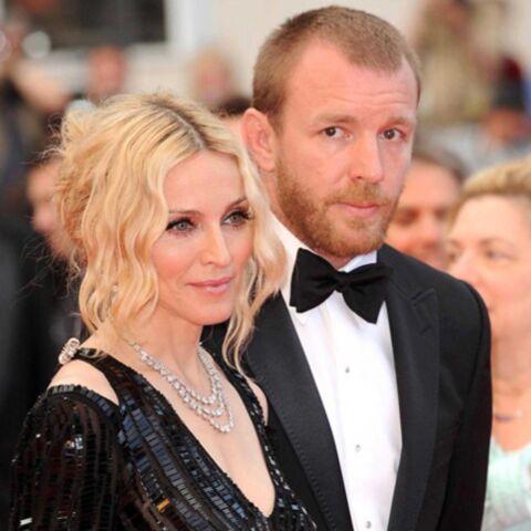 A Cannes, Madonna et Guy Ritchie avaient tenté de sauver leur couple