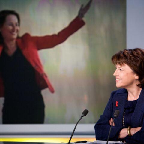 PS: Martine Aubry pas à son Zénith