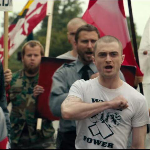 Vidéo – Daniel Radcliffe se la joue néo-nazi