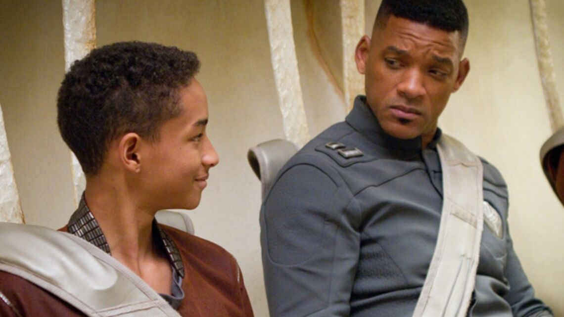 Vidéo- After Earth, Will Smith passe le relais à Jaden
