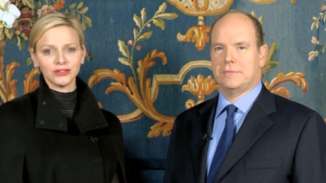 Vidéo – Albert et Charlène de Monaco: leurs voeux pour 2013