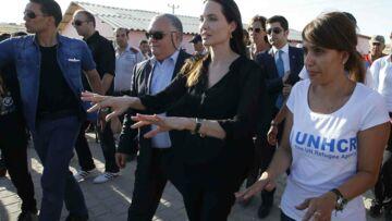 Angelina Jolie: voyage éprouvant en Turquie