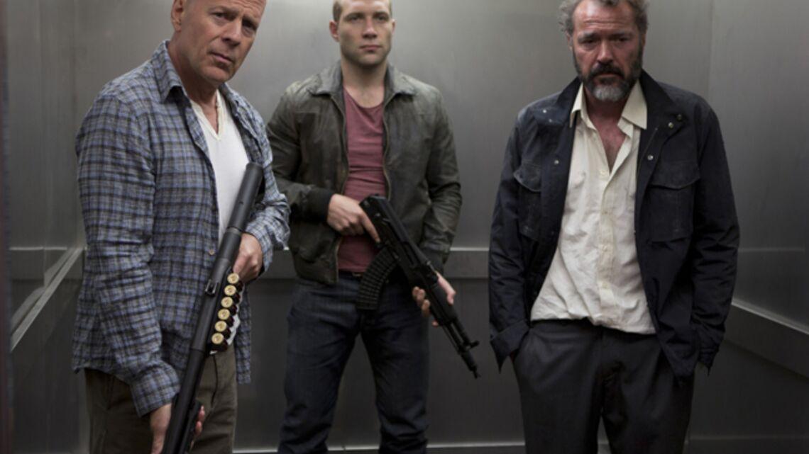 Vidéo- Die Hard 5: Bruce Willis toujours aussi drôle et explosif