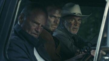 Vidéo- Cold in july: formidable trio d'acteurs