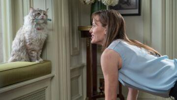 Kevin Spacey mène Une vie de chat avec Jennifer Garner