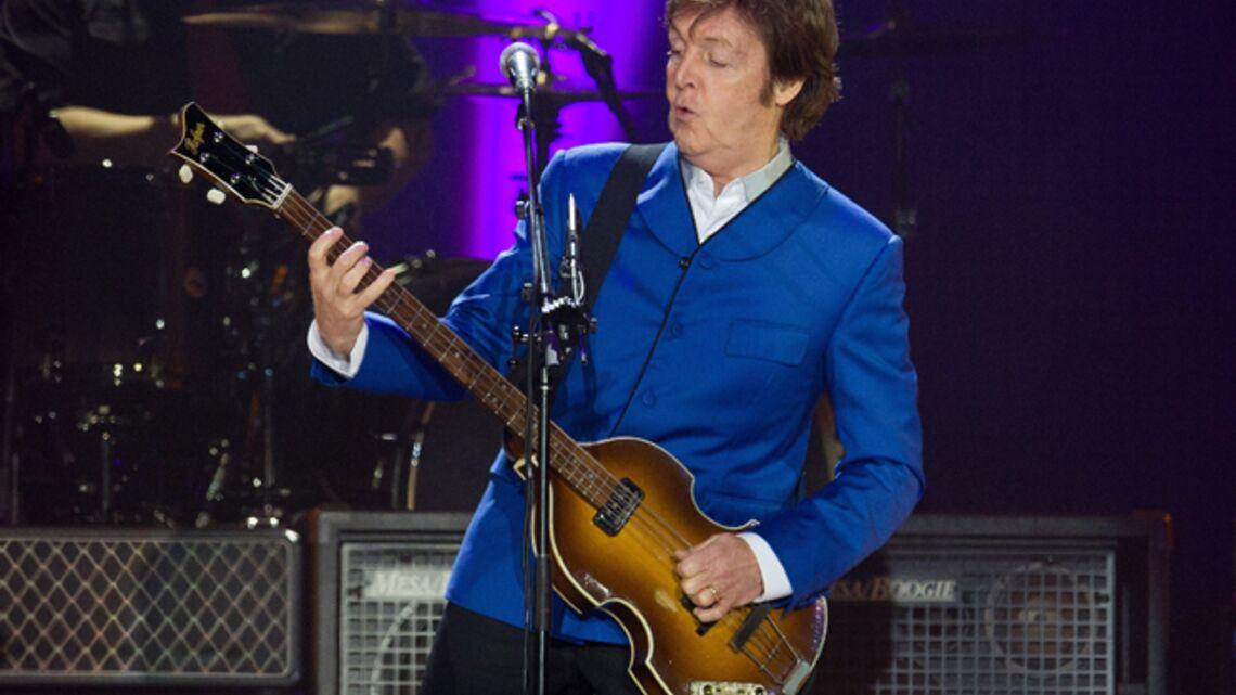 Bernard de la Villardière prêt à tout pour une photo de Paul McCartney!