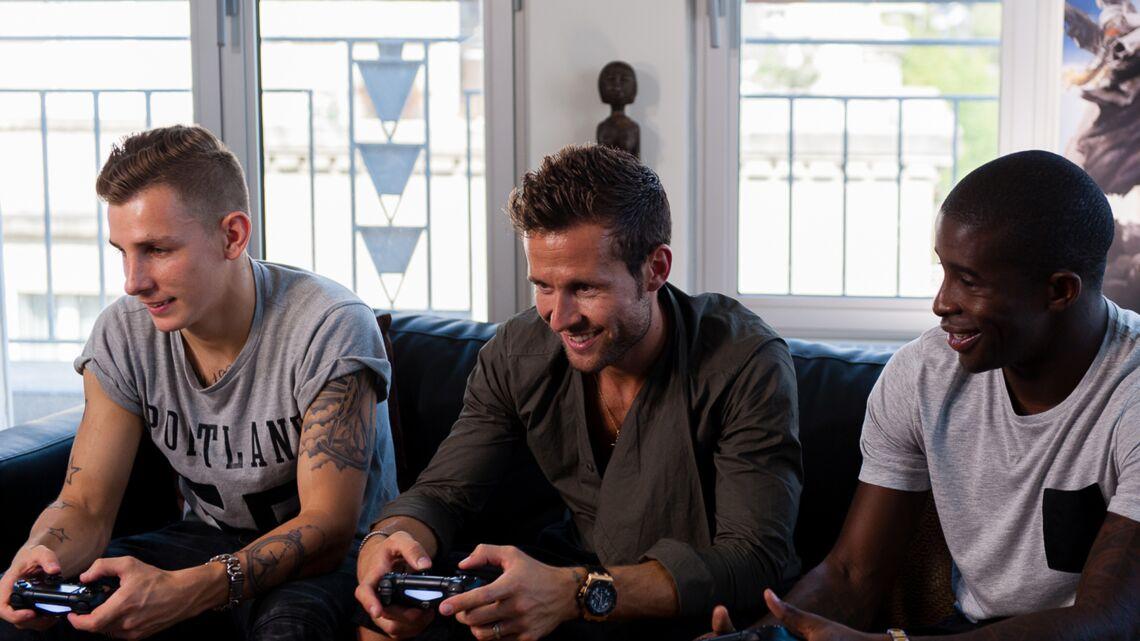 Vidéo- Yohan Cabaye, Rio Mavuba et Lucas Digne, 1ers fans de Destiny