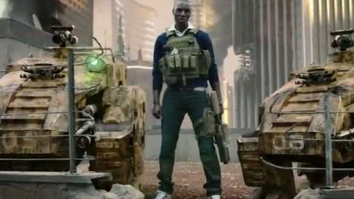 Vidéo- Omar Sy fait la pub de Call of Duty Black Ops II