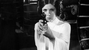 Vidéo- Star Wars: Carrrie Fisher parle en français de la princesse Leïa