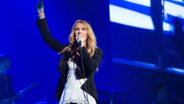 Céline Dion 1ère supportrice de l'équipe de France
