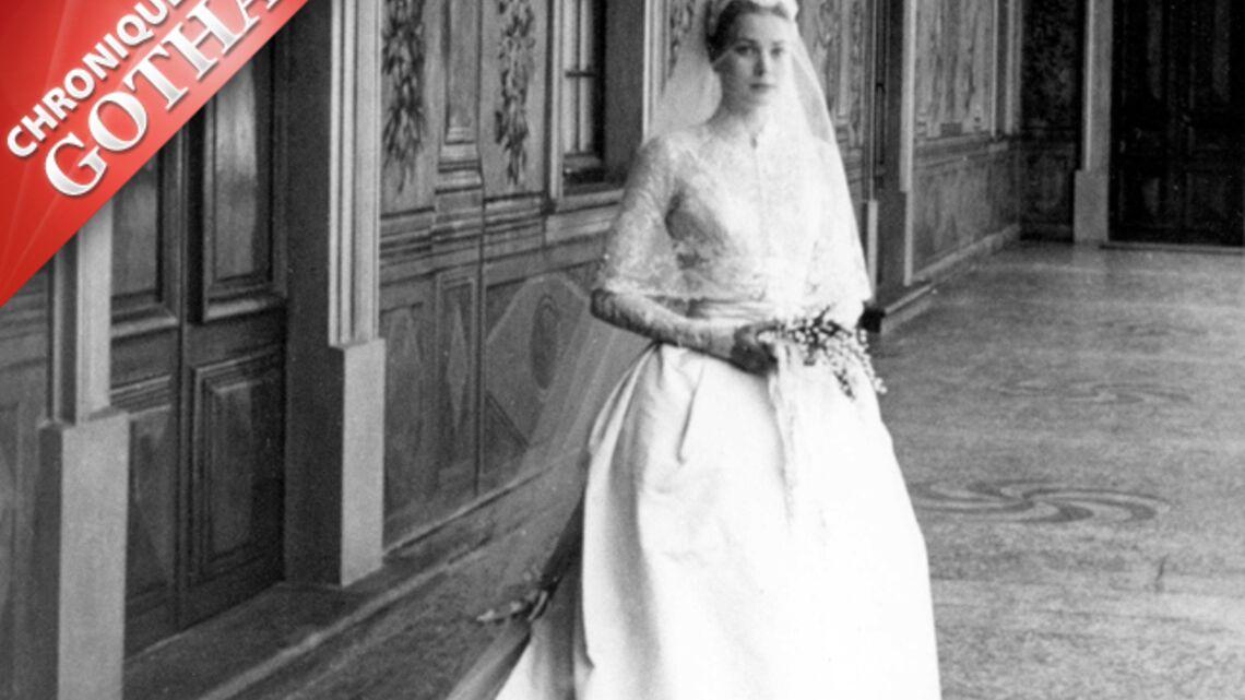 Vidéo – Chronique du Gotha: Les plus belles robes de mariée royales (1/2)