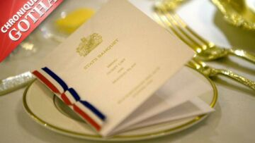 Vidéo – Chronique du Gotha: Un dîner chez la reine