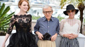 Emma Stone et Woody Allen, drôle de duo