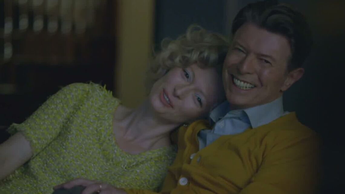 Vidéo- David Bowie cède son androgynie à Tilda Swinton
