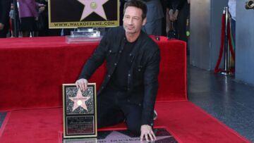 Vidéo – David Duchovny, nouveaux X-Files et une étoile