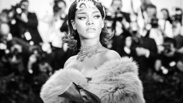 Rihanna, belle de nuit pour Dior