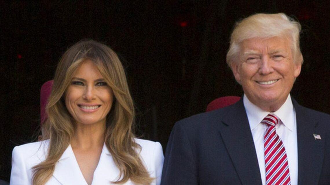 VIDEO – Quand Melania Trump refuse de tenir la main de son mari