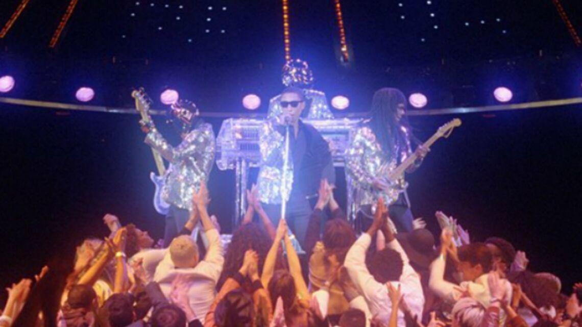 Vidéo- Daft Punk en concert avec Pharrell pour faire danser