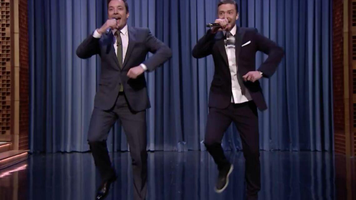 Vidéo – Justin Timberlake chante son 5e History of rap