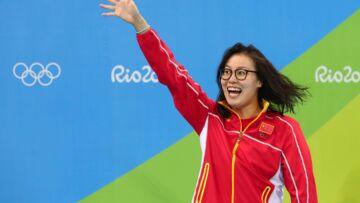 Rio 2016: la chinoise Fu Yuanhui, chouchou des internautes