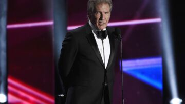 Vidéo – Harrison Ford star des BAFTA Britannia Awards