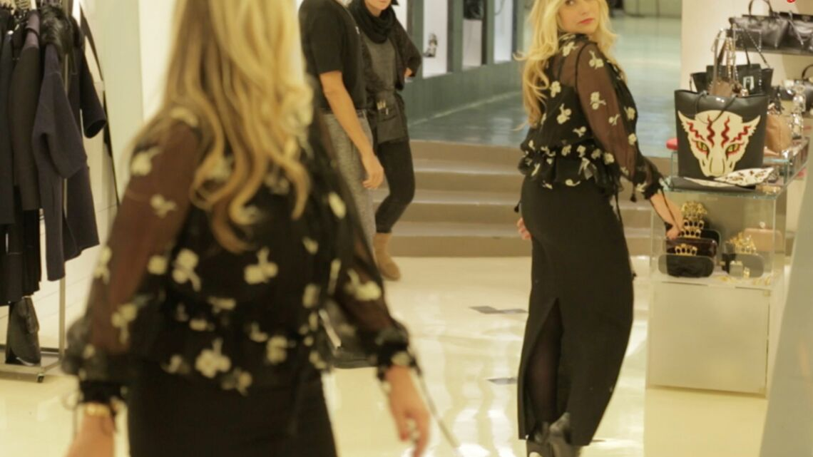 #LeDefiDeSophie- épisode 6: Shopping-relooking pour Sophie Favier